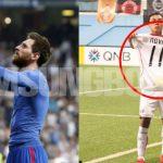 Tiru Lionel Messi, Netizen Temukan Hal Aneh di Selebrasi Pemain Persija