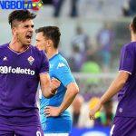 Giovanni Simeone Persembahkan Hat-trick Perdana untuk Sang Ayah