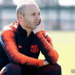 Alasan Iniesta Hengkang dari Barcelona