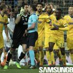 Buffon Akhirnya Minta Maaf kepada Wasit Real Madrid Vs Juventus