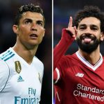 Tentang Cristiano Ronaldo vs Mohamed Salah