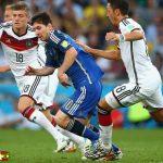 Messi Ingin Argentina Tiru Jerman