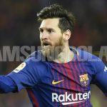 Lionel Messi Raih Sepatu Emas Eropa