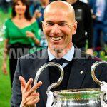 Zidane Diklaim Bakal Latih Timnas Prancis