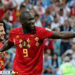 """Cetak 2 Gol untuk Belgia, Lukaku Tak Berambisi Jadi """"Top Scorer"""""""