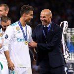 Masa Depan Ronaldo Terpengaruh Keputusan Mundur Zidane?
