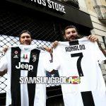 Berlusconi Sambut Positif Kedatangan Ronaldo ke Serie A