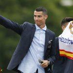 Demi Ronaldo, MU Bakal Relakan Pogba ke Real Madrid