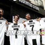 Juventus Untung Besar dari Penjualan Jersey Cristiano Ronaldo