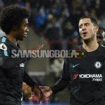 Eden Hazard dan Willian Buka Pintu Pindah ke Barcelona