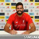 Resmi, Liverpool Pecahkan Rekor Transfer Kiper
