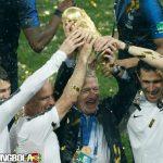 Perancis Juarai Piala Dunia, Deschamps Ikuti Beckenbauer dan Zagallo