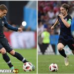 Prediksi Final Piala Dunia 2018, Perancis Vs Kroasia