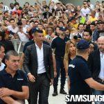 Allegri Belum Bicarakan Taktik Juventus ke Cristiano Ronaldo