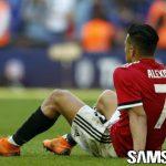 Visa Tak Keluar, Alexis Sanchez Tak Ikut Tur Manchester United ke AS