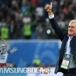 Bawa Prancis Juarai Piala Dunia 2018, Didier Deschamps Masuk Klub Elite