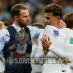 Gagal Rebut Peringkat Ketiga Piala Dunia 2018, Timnas Inggris Tetap Merasa Bangga