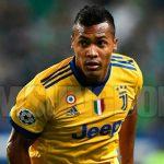 Juventus Tolak Lepas Alex Sandro ke PSG