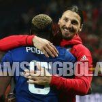 Ibrahimovic Puji Pembuktian Paul Pogba di Piala Dunia 2018