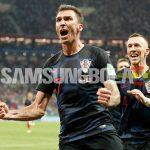 Hasil Pertandingan Kroasia vs Inggris: Skor 2-1