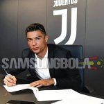Juventus Keluarkan Rp 1,7 Triliun Demi Gaet Cristiano Ronaldo