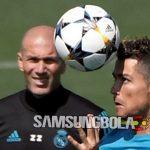 Ronaldo Sudah, Giliran Zidane ke Juventus