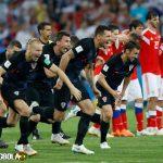 Hasil Pertandingan Rusia vs Kroasia: Skor 2-2 (3-4)