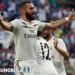 Benzema Tak Sabar Perkuat Madrid di Piala Super Eropa