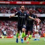 Manchester City Bekap Arsenal di Emirates