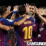 Dua Gol Messi Warnai Kemenangan Barcelona atas Alaves