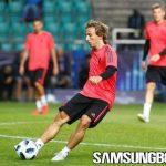 Inter Milan Belum Lelah Buru Gelandang Real Madrid Luka Modric