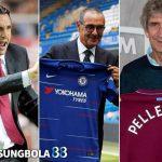 Liga Primer Inggris 2018/2019: Kursi Panas Sang Juru Taktik