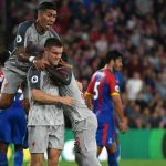 HASIL PERTANDINGAN CRYSTAL PALACE VS LIVERPOOL [HIGHLIGHTS]