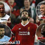 Perburuan Sepatu Emas Liga Inggris 2018/2019, Siapa Pesaing Salah?