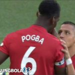 Pogba Bicara Soal Adu Mulut dengan Sanchez dan Gaya Penalti