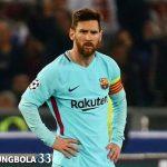 Tekuk Sevilla, Messi kembali Cetak Rekor