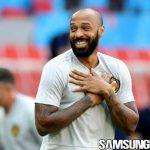 Thierry Henry Wujudkan Mimpi Jadi Pelatih Bordeaux