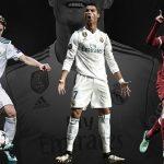 Modric, Salah dan Ronaldo Jadi Nominasi Pemain Terbaik UEFA
