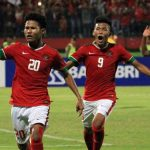Hasil Pertandingan Iran U-16 vs Indonesia U-16