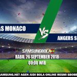 Prediksi Monaco Vs Angers SCO 26 September 2018