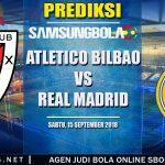Prediksi Athletic Bilbao vs Real Madrid 15 September 2018