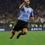 Hasil Laga Uji Coba, Uruguay Gasak Meksiko 4 – 1, Luis Suarez Kemas 2 Gol!