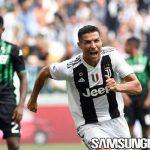 Gol Perdana Ronaldo Tentukan Kemenangan Juventus atas Sassuolo