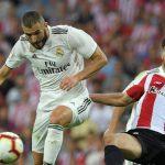 Hasil Pertandingan Athletic Bilbao vs Real Madrid