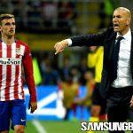 Zidane Minta Griezmann Ikut Gabung Manchester United?