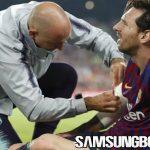 Barcelona Lumat Sevilla, Messi Jadi Tumbal