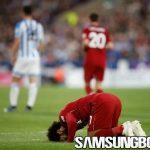 Cetak Gol ke-50, Begini Reaksi Mohamed Salah