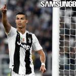 Ronaldo Cetak Gol Bersejarah ke Gawang Genoa
