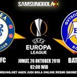 Prediksi Pertandingan Chelsea vs BATE Borisov 26 Oktober 2018