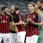 Highlights Pertandingan AC Milan vs Olympiacos